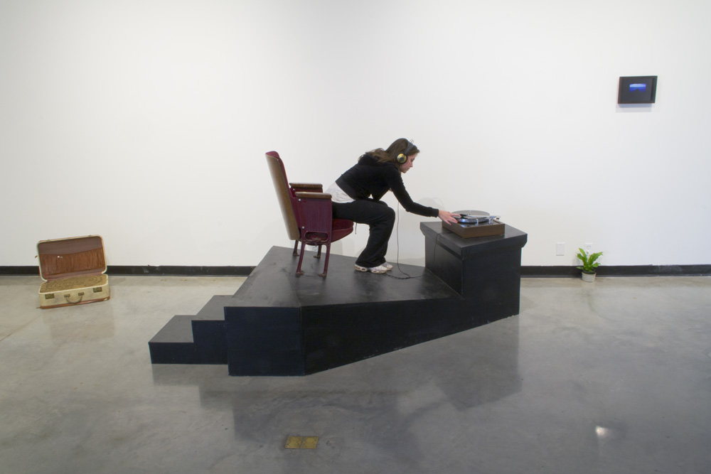 After Theater<br />(installation view)<br />2011
